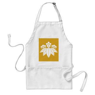 The Shochiku Co., Ltd. plum autumn bellflower Standard Apron