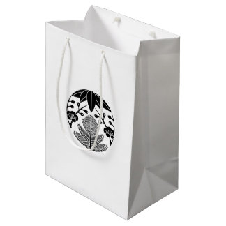 The Shochiku Co., Ltd. plum Medium Gift Bag