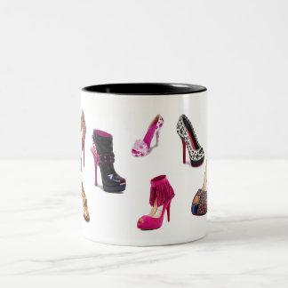 The Shoe Mug