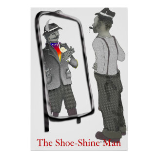 The Shoe-Shine Man Poster