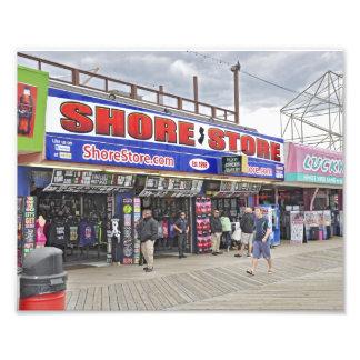The Shore Store Art Photo