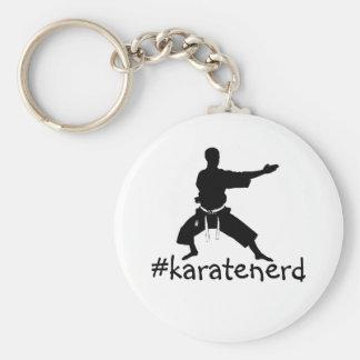 The Shotokan Way Karate Nerd Key Ring