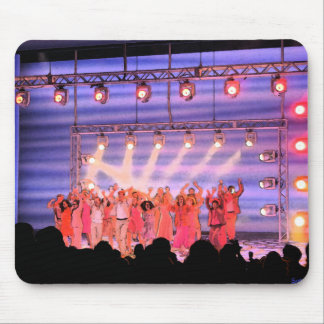The show mouse pad