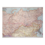 The Siberian Railway Postcard