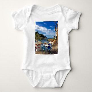 The Sicilian Fishing Village Baby Bodysuit