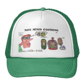 THE SICK MIND LID MESH HAT