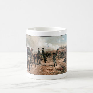 The Siege of Atlanta -- Civil War Coffee Mug