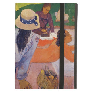 The Siesta - Paul Gauguin Cover For iPad Air