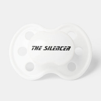 The Silencer Pacifier