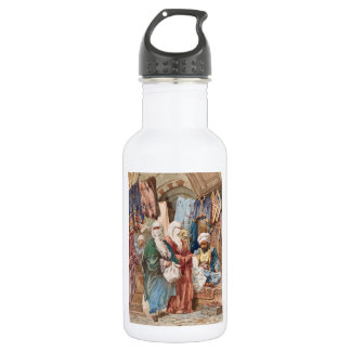 """The Silk Bazaar"" 532 Ml Water Bottle"