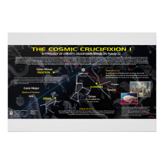 The Silver Gate - Cosmic Crucifixion 1 Poster