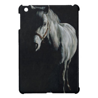 The Silver Horse in the shadows iPad Mini Covers