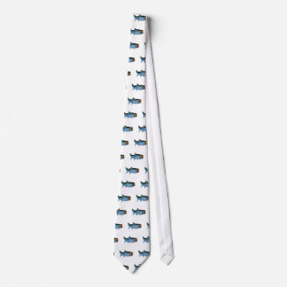 THE SILVER KING TIE