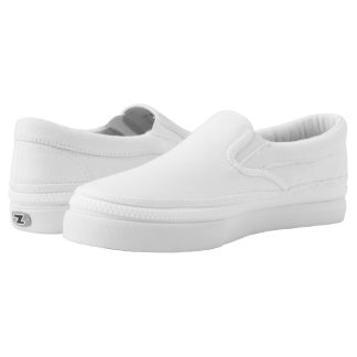 The silver lined sky slip on shoes