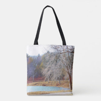 The SilverLake scene B Tote Bag