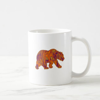 The Simple Bear Necessities Coffee Mug