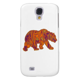 The Simple Bear Necessities Galaxy S4 Cover