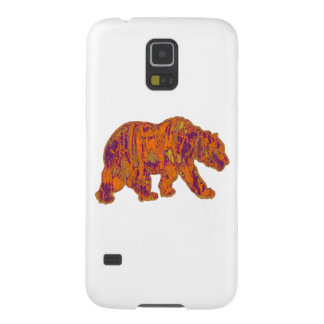 The Simple Bear Necessities Galaxy S5 Cover