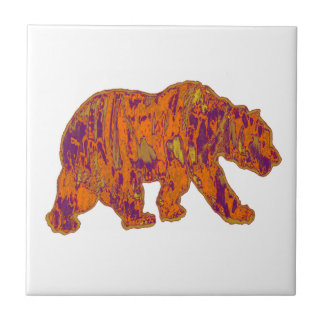 The Simple Bear Necessities Tile