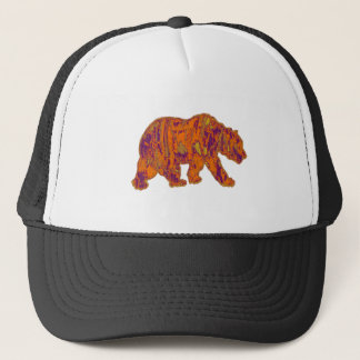 The Simple Bear Necessities Trucker Hat