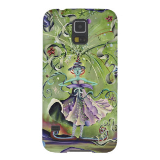 """""""The Singer"""" Case for the Samsung Galaxy S5"""