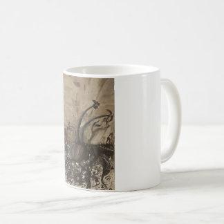 The siren calls coffee mug