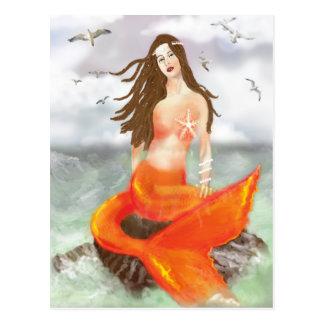 The Siren Postcards