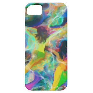 """The Sirens"" Mermaid Digital Art Case For The iPhone 5"