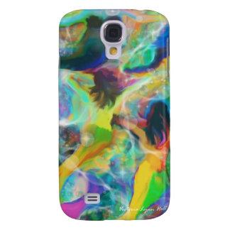 """The Sirens"" Mermaid Digital Art Samsung Galaxy S4 Cover"