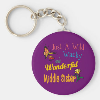 The Sister Collection Key Chain
