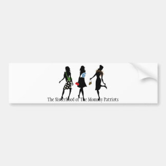 The Sisterhood Bumper Stickers