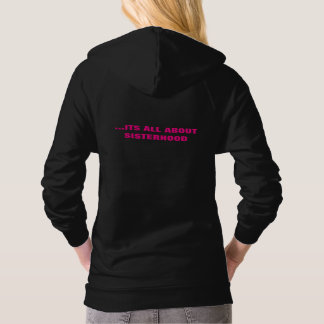 The Sisterhood has Your Back sweatshirt