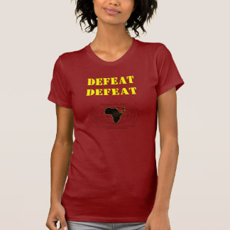 The Sisters and Brothers - DEFEAT  DEFEAT T-Shirt