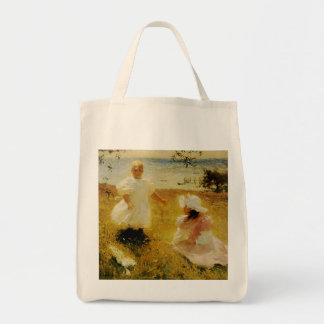 The Sisters Grocery Tote Bag