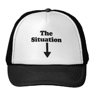 The Situation (lift shirt) Mesh Hat