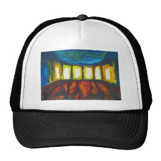 The Six Doors spiritual expressionism Hat