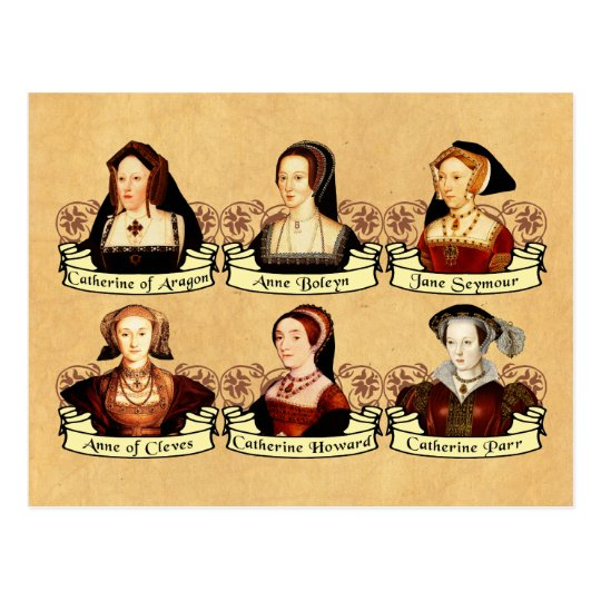 the six wives of henry vii The tudors – the six wives of henry  at the age of 16 to marry henry vii's  to his first two wives, catherine and anne henry married jane.