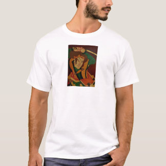 """The Sixth Warrior """"T"""" by Hill T-Shirt"""