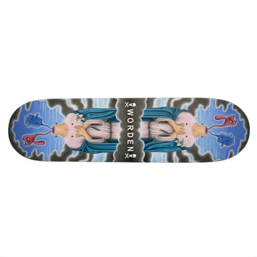 The Skateboard Saint
