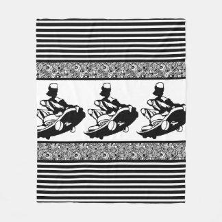 The Skater Boy Fleece Blanket