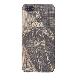 The Skeleton King circa 1792 iPhone 5 Cover