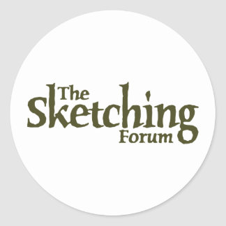 The Sketching Forum sticker