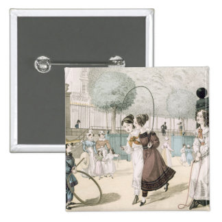 The Skipping Game plate 115 from Le Bon Genre Pin