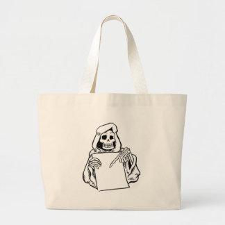 the skull bags