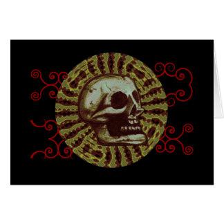 the Skull (Circle 3A) Card