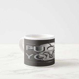 The Skull Espresso Cup