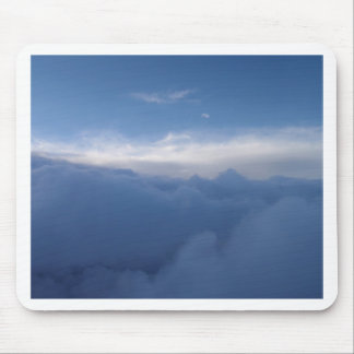 The Sky And The Clouds Mouse Pad