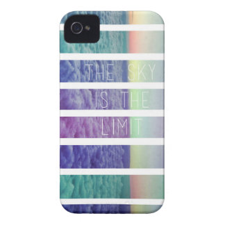 The Sky Is The Limit iPhone 4 Case-Mate Case