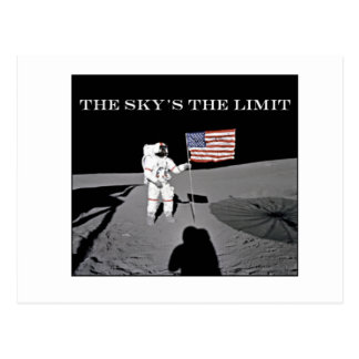 The Sky s the Limit Postcards