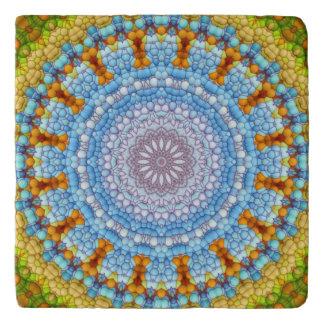 """The Sky Within"" Mandala Trivet"